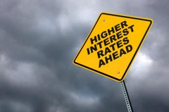 Road Sign Higher Rates